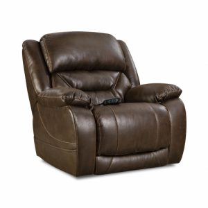 Sammie's Furniture, HomeStretch, Enterprise, power recliner, Walnut