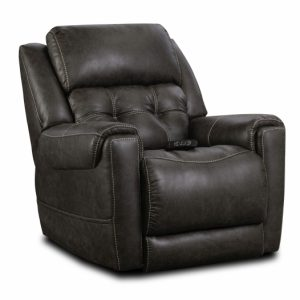 Sammie's Furniture, HomeStretch, power reclining sectional, smoke, chair
